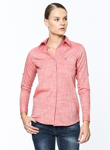 Puantiyeli Gömlek-Dewberry